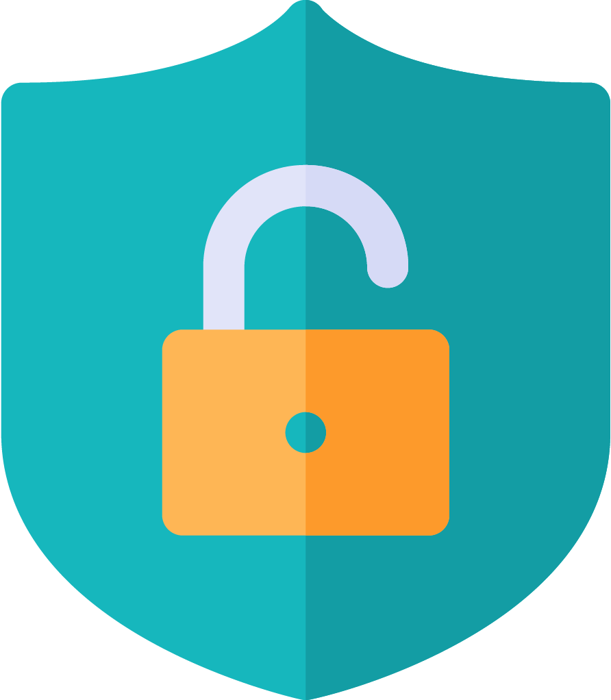 education - increased security icon